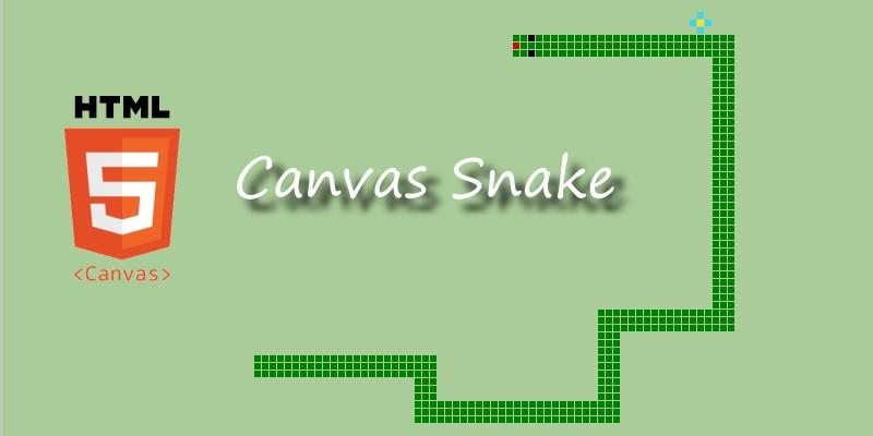 Image Canvas HTML5 Snake
